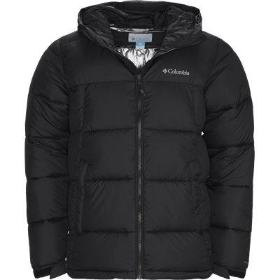 Pike Lake Hooded Jacket Regular | Pike Lake Hooded Jacket | Sort