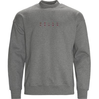 Jimmel Crewneck Sweatshirt Regular | Jimmel Crewneck Sweatshirt | Grå