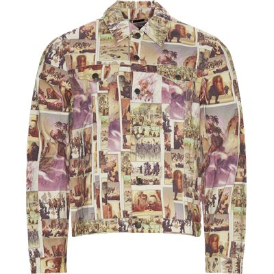 Jajean Comic Jacket Regular | Jajean Comic Jacket | Multi