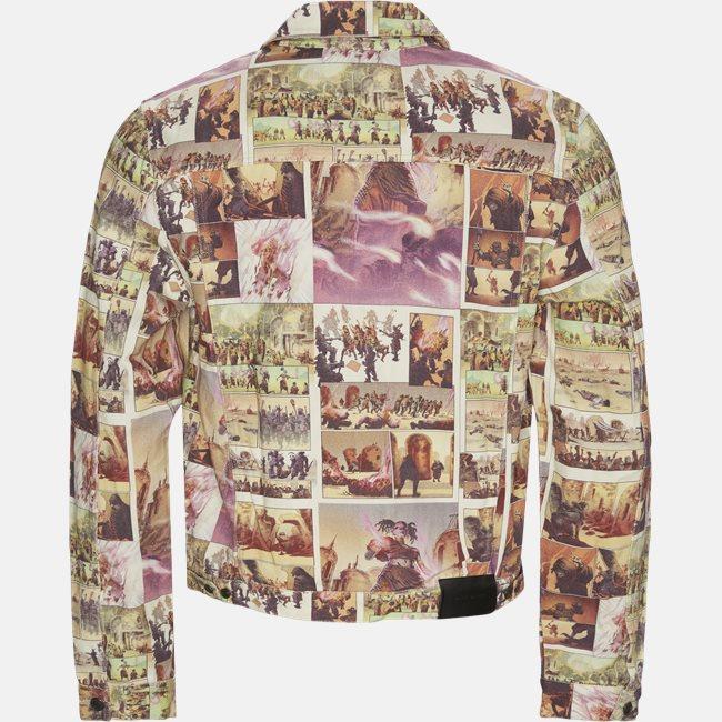 Jajean Comic Jacket