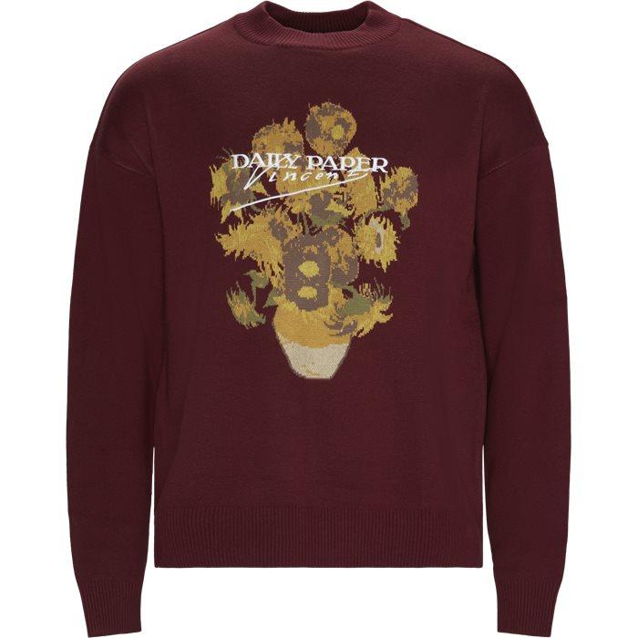 Knitwear - Bordeaux