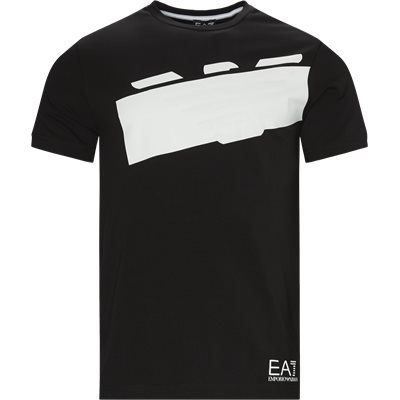 PJ3NZ Logo Tee Regular | PJ3NZ Logo Tee | Sort