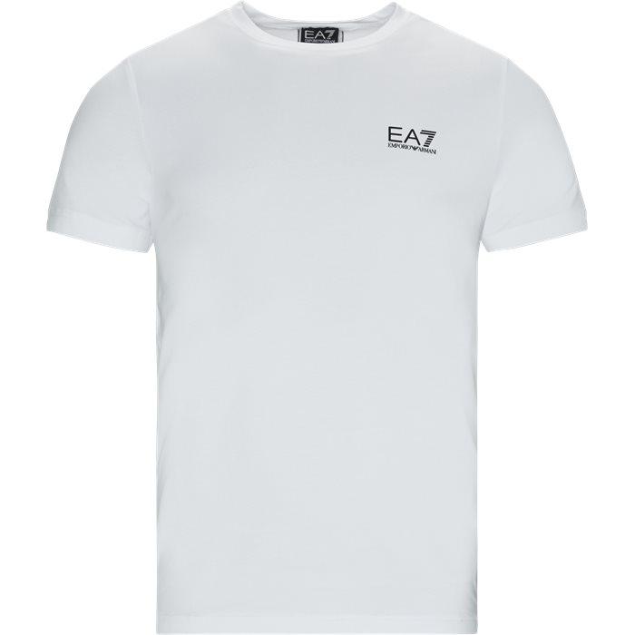 PJ03Z Logo Tee - T-shirts - Hvid