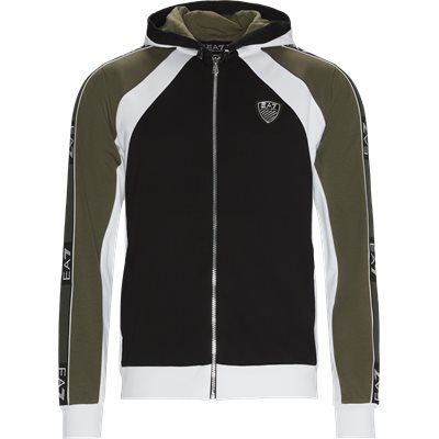 PJ3MZ Zip Sweatshirt PJ3MZ Zip Sweatshirt | Sort