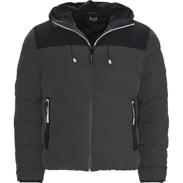 PN1BZ Jacket - Jackor - Regular - Grå