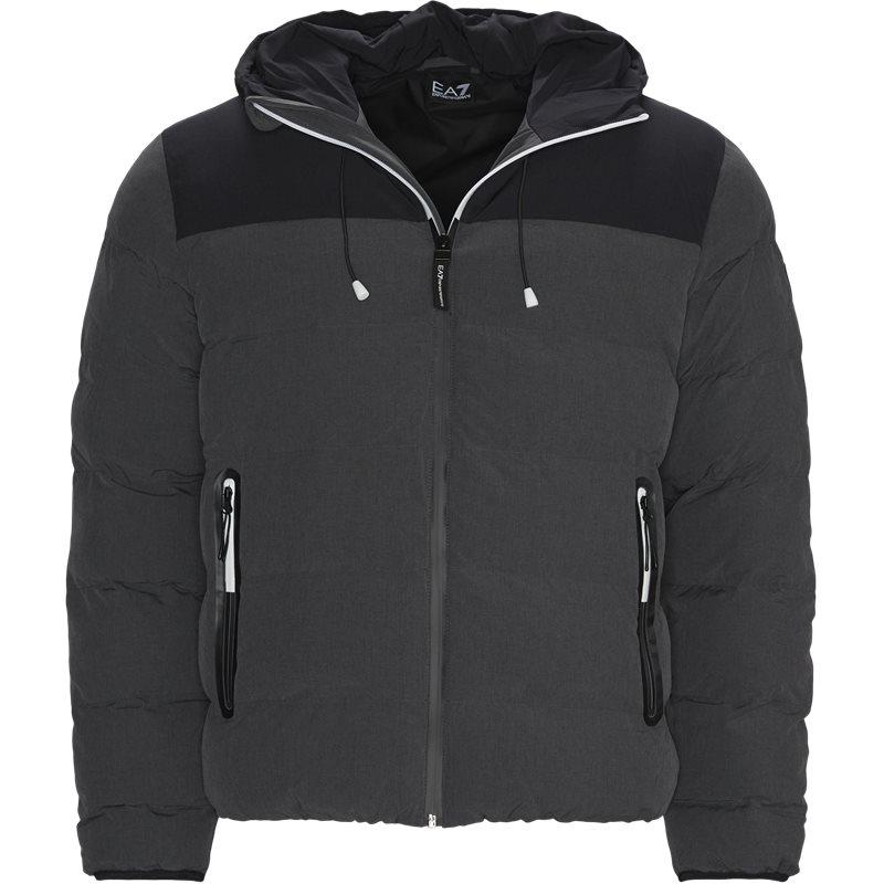 Ea7 Pn1bz Jacket Grå