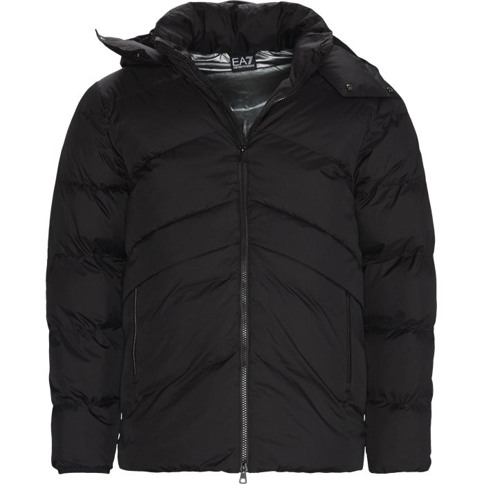PN8CZ Jacket - Jackor - Regular - Svart