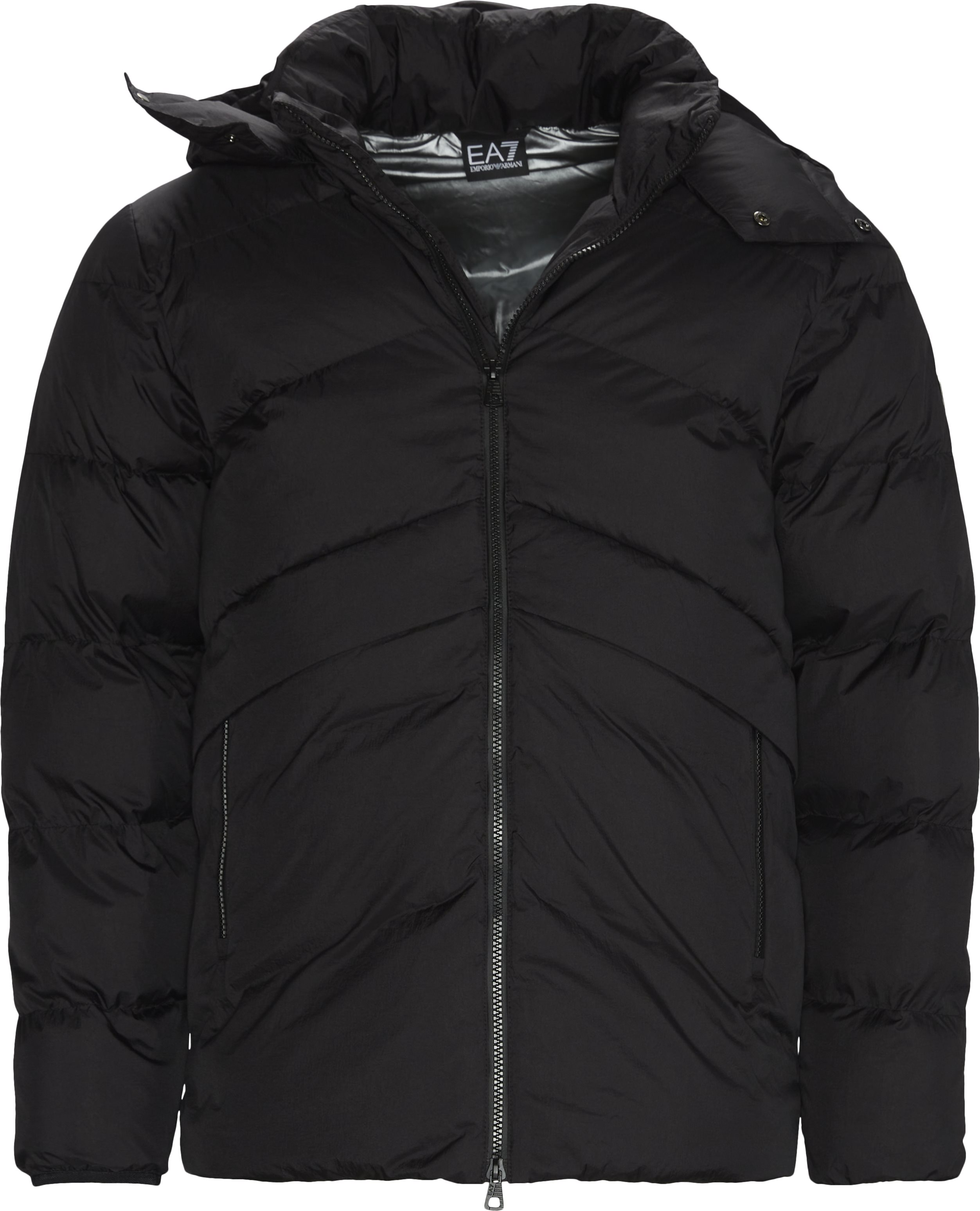 PN8CZ Jacket - Jackets - Regular - Black