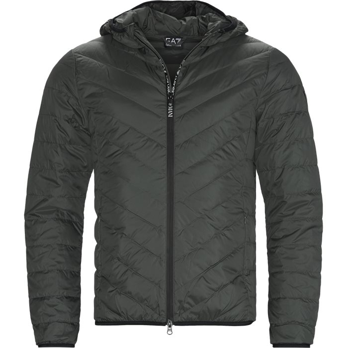 PNE1Z Jacket - Jackets - Grey