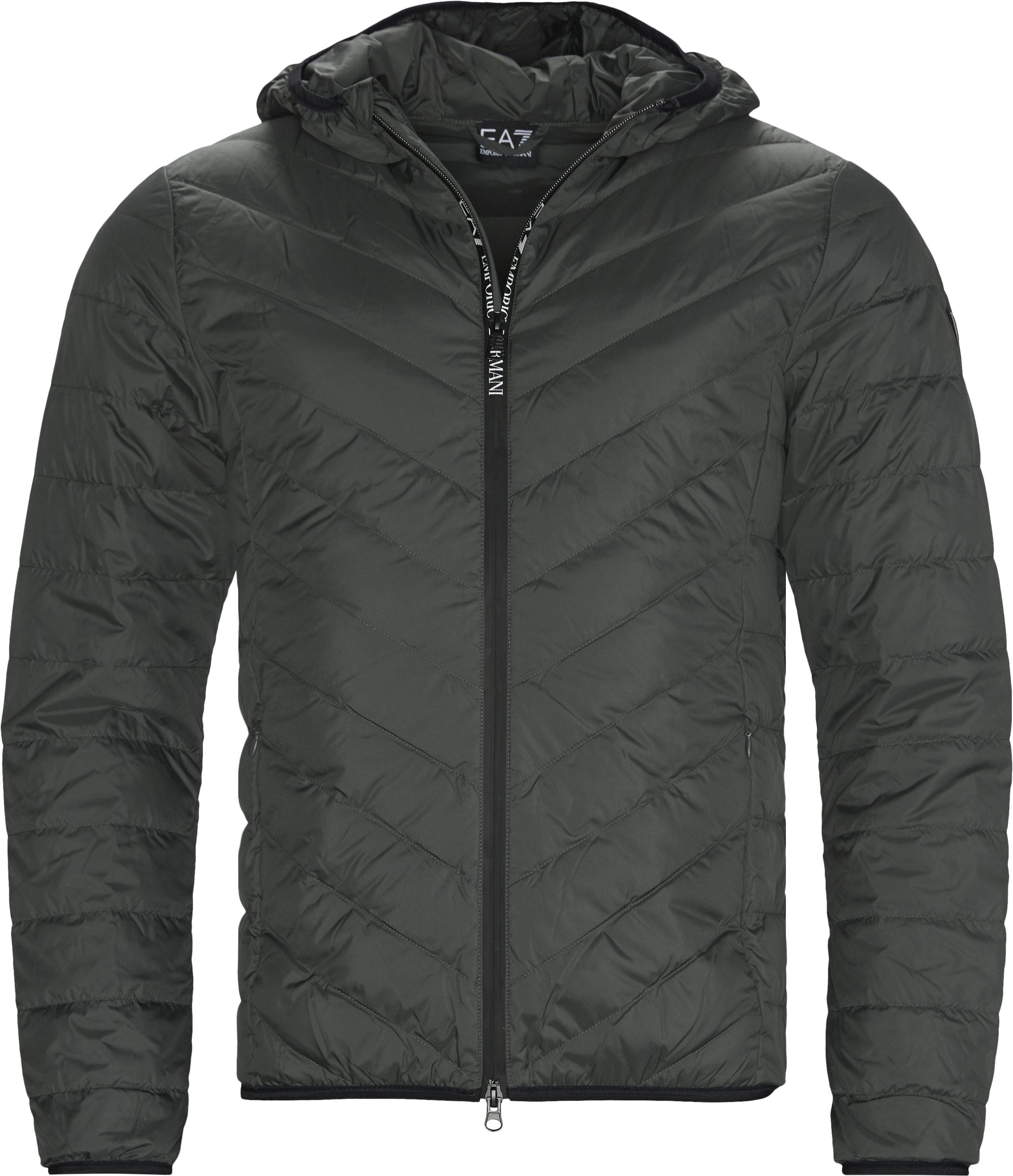 PNE1Z Jacket - Jackets - Grey
