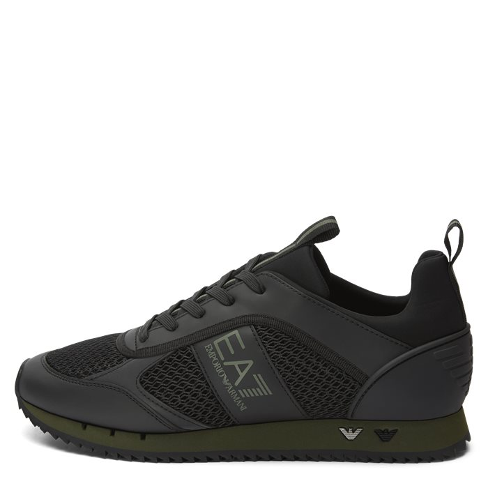 XK050 Sneaker - Sko - Sort