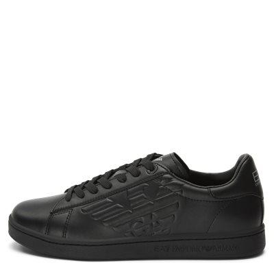 XCC51 Logo Sneaker XCC51 Logo Sneaker | Sort
