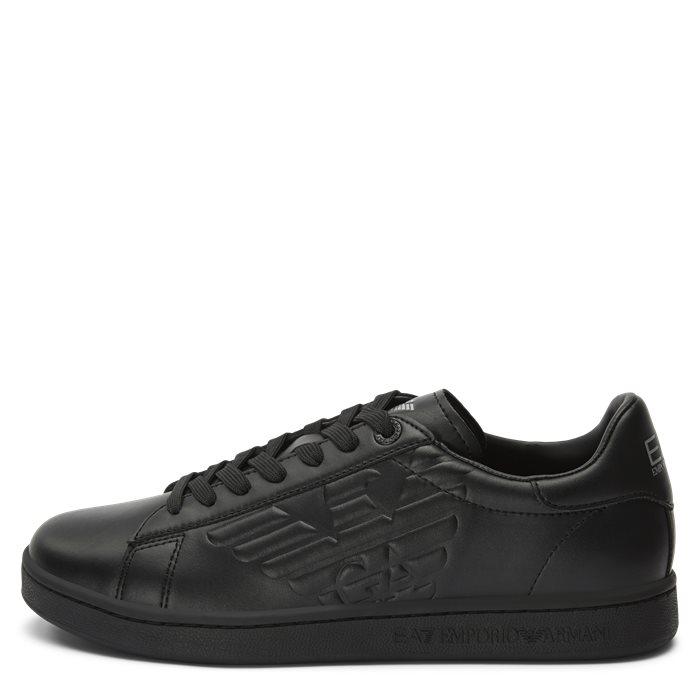 XCC51 Logo Sneaker - Sko - Sort