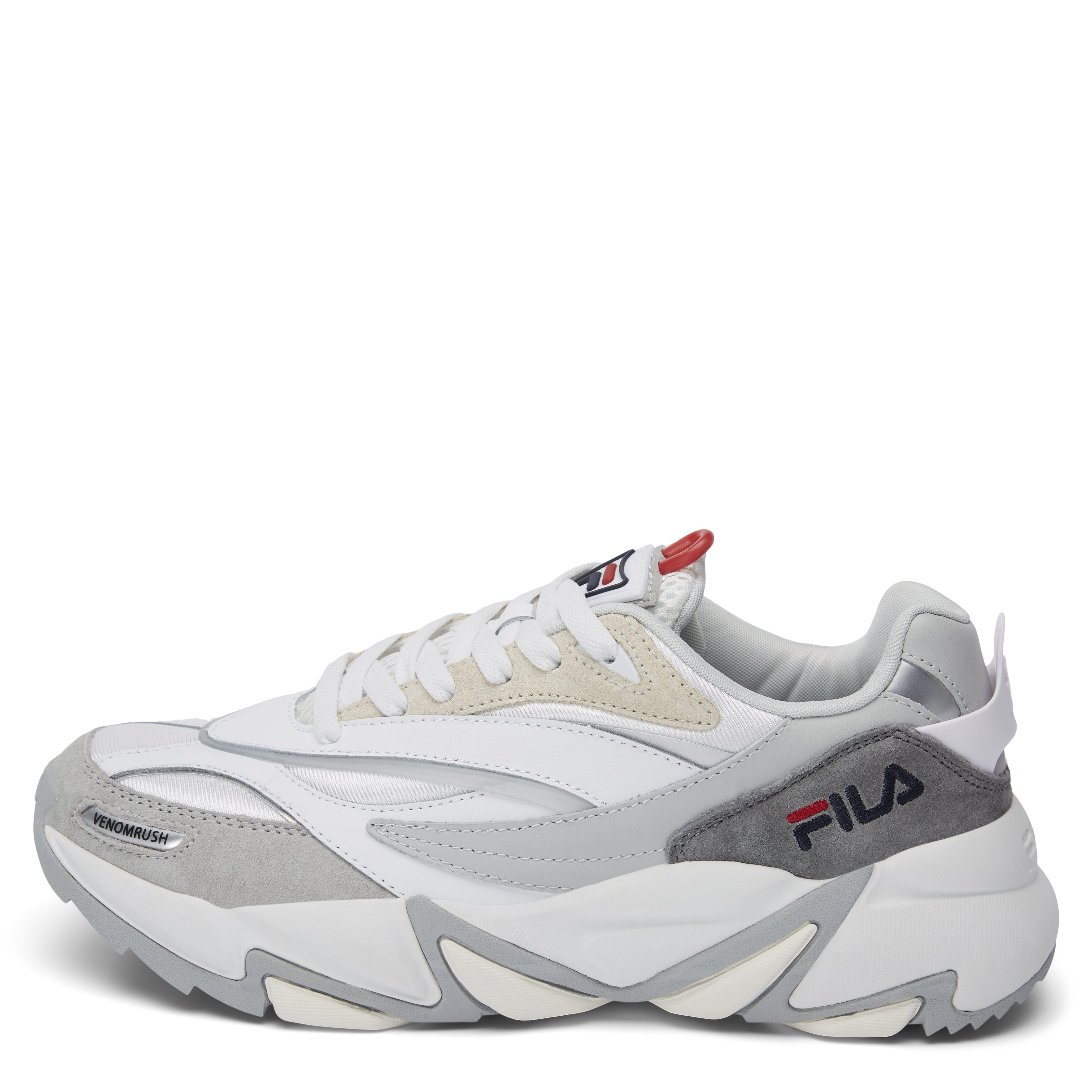 Rush Sneaker - Shoes - White