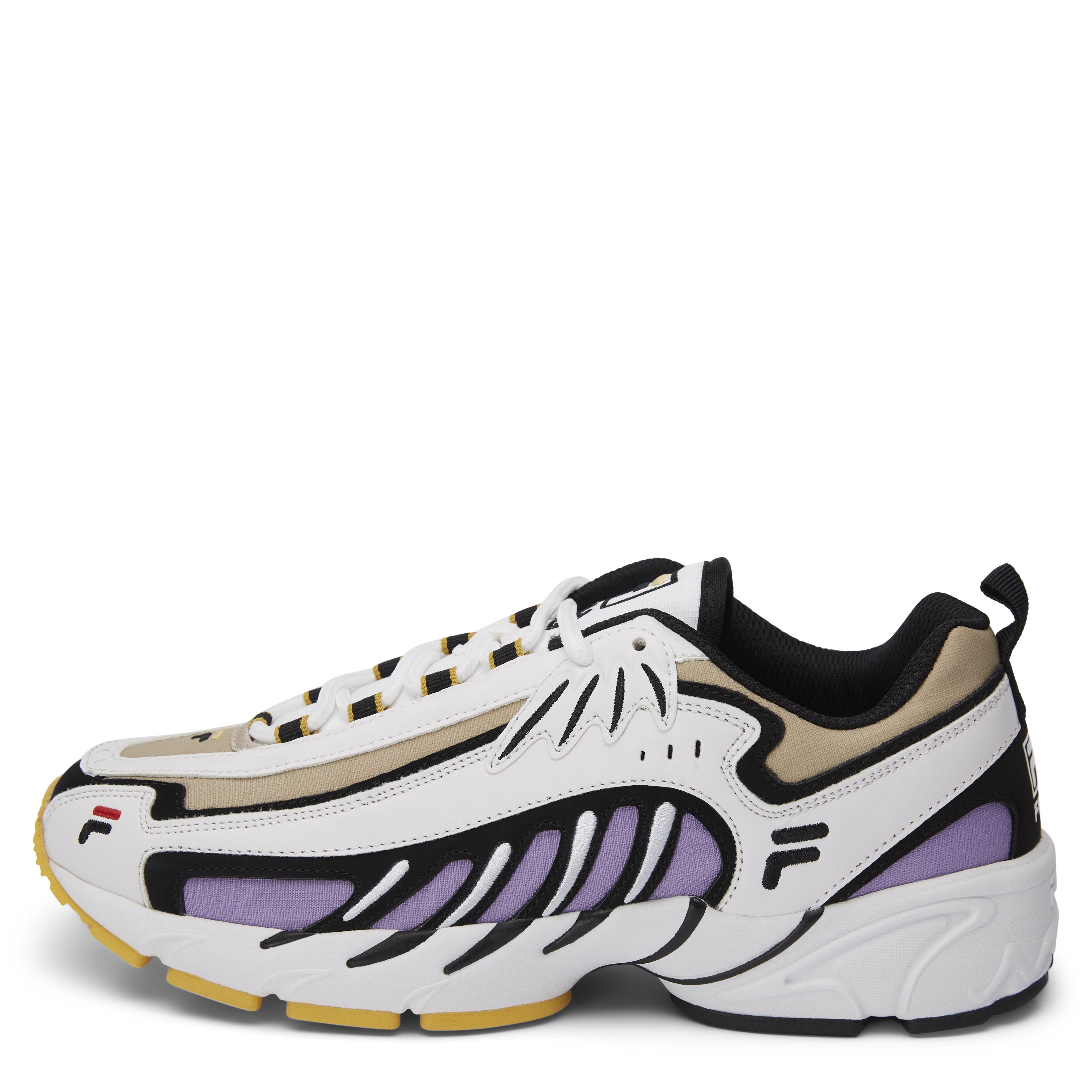 Adrenaline Low Sneaker - Shoes - White