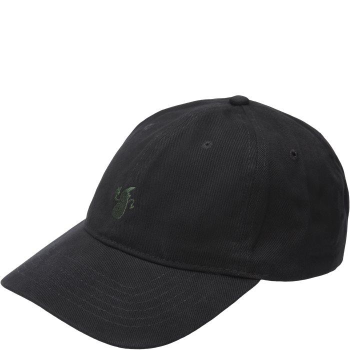 Kaj Cap - Caps - Black