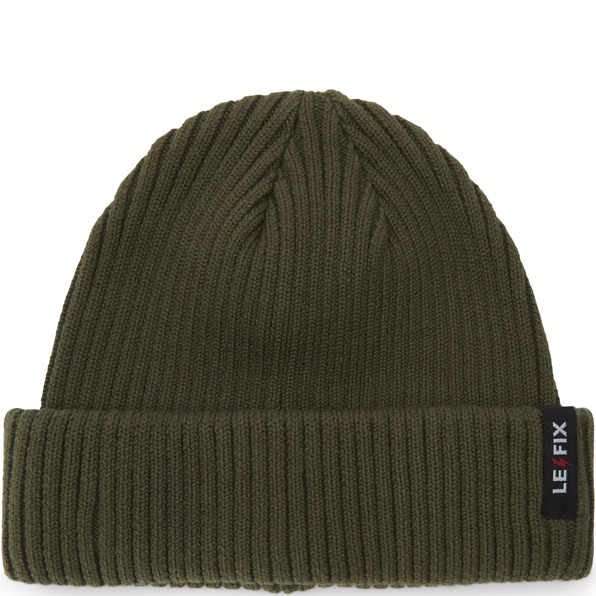 Cotton Sailor Beanie - Huer - Army