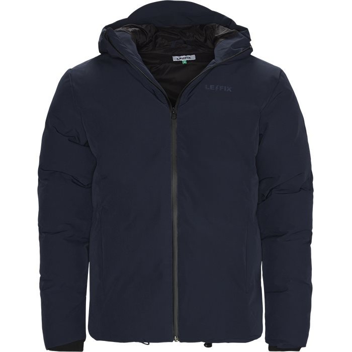 Puffer Jacket - Jackor - Regular - Blå