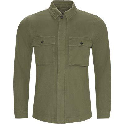 Monterey Skjorte Regular | Monterey Skjorte | Army