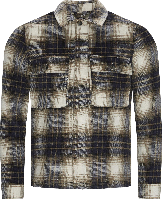 Monterey Shirt - Skjortor - Regular - Sand