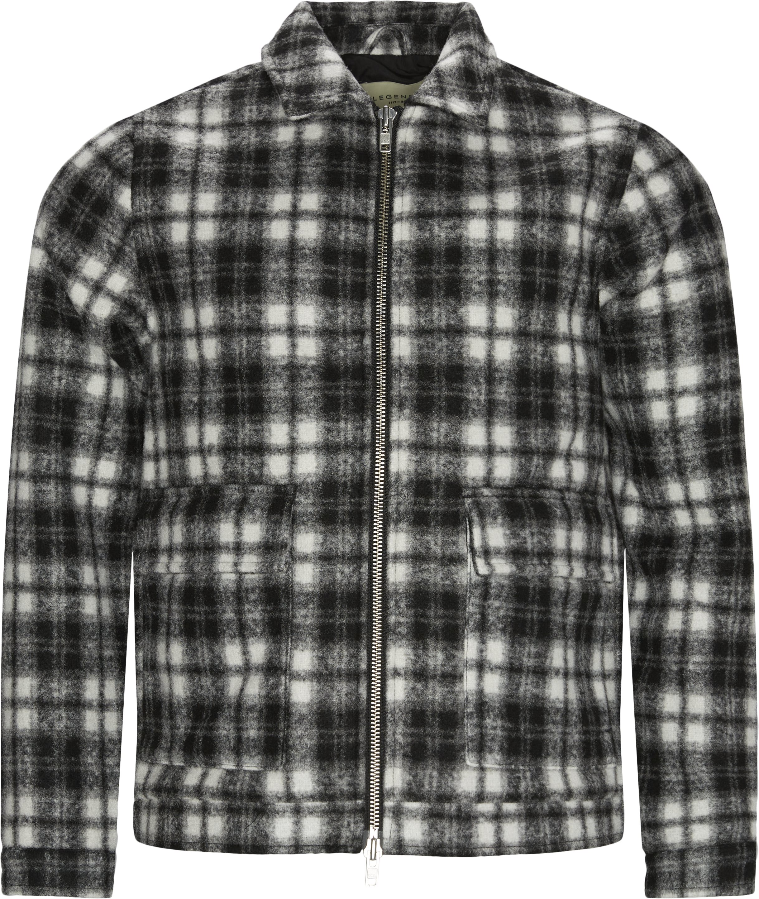Ortega Jacket - Jakker - Regular - Sort