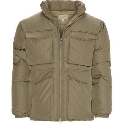 Laudo Puffer Jacket Regular | Laudo Puffer Jacket | Sand