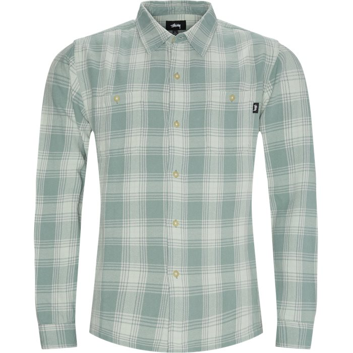 Shirts - Green