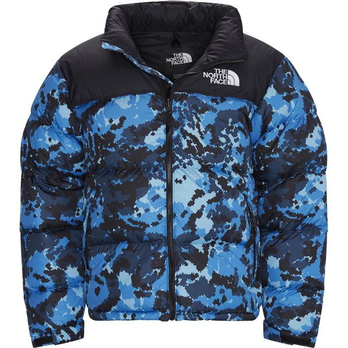 Nuptse Jacket - Jackets - Regular - Army