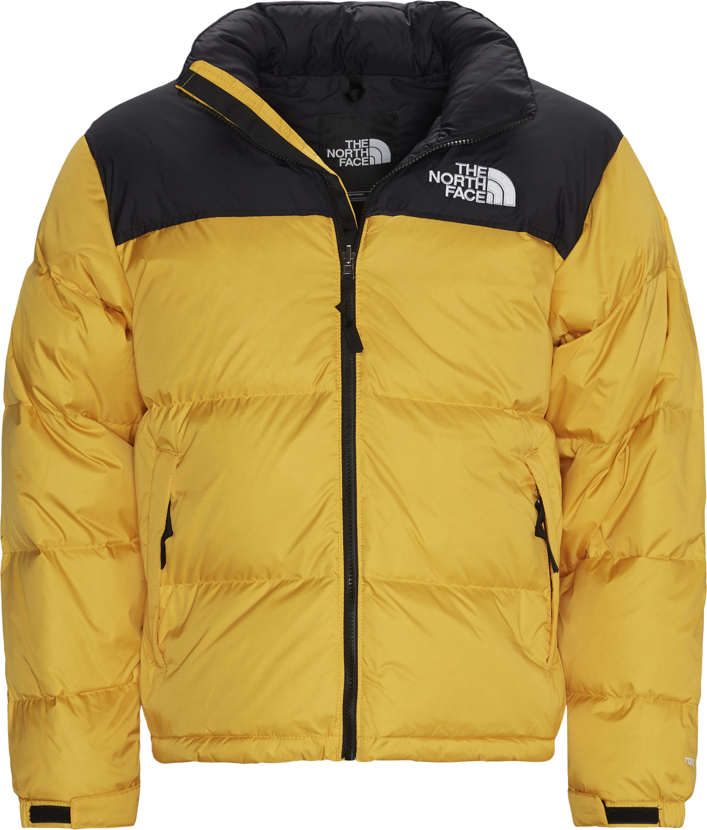 Nuptse Jacket - Jackets - Regular - Yellow