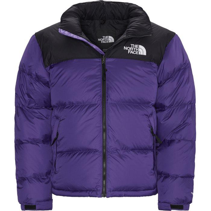 Nuptse Jacket - Jackets - Regular - Lilac