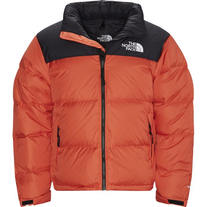 Nuptse Jacket - Jackets - Regular - Orange