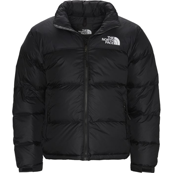 Nuptse Jacket - Jackets - Regular - Black