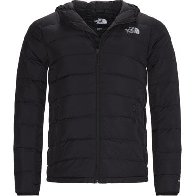 La Paz Hooded Down Jacket Regular | La Paz Hooded Down Jacket | Sort
