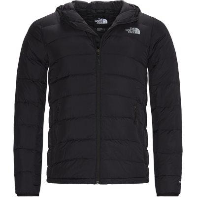 La Paz Hooded Down Jacket Regular | La Paz Hooded Down Jacket | Svart