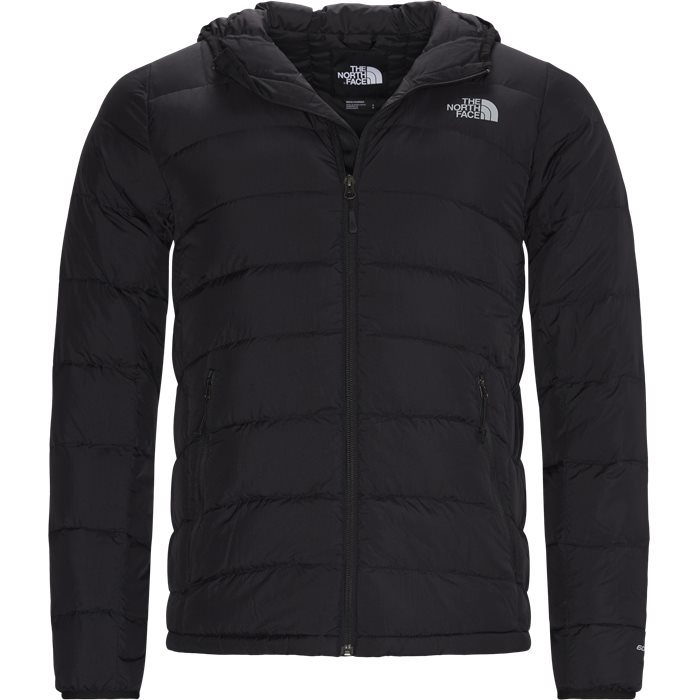 La Paz Hooded Down Jacket - Jackor - Regular - Svart