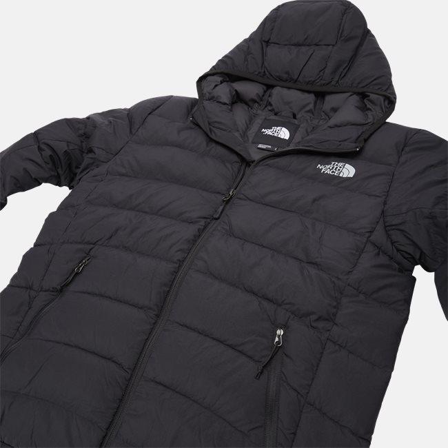 La Paz Hooded Down Jacket