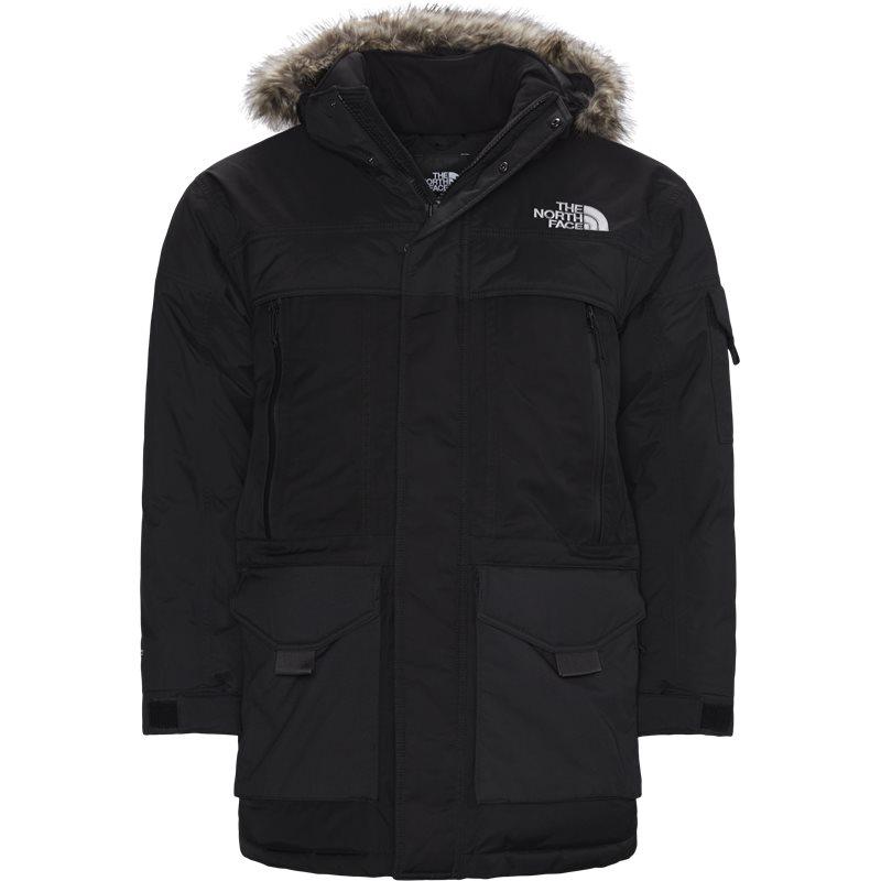The North Face Mc Murdo 2 Down Jacket Sort/grå