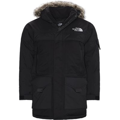 MC Murdo 2 Down Jacket Regular | MC Murdo 2 Down Jacket | Sort