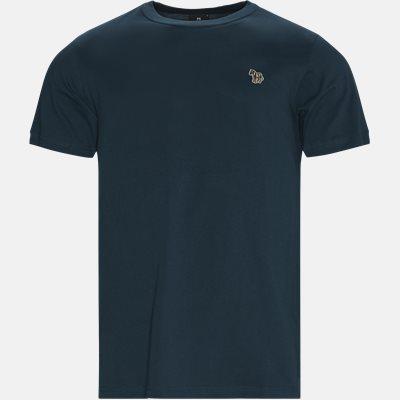 11R E20064 T-Shirt Regular | 11R E20064 T-Shirt | Blå
