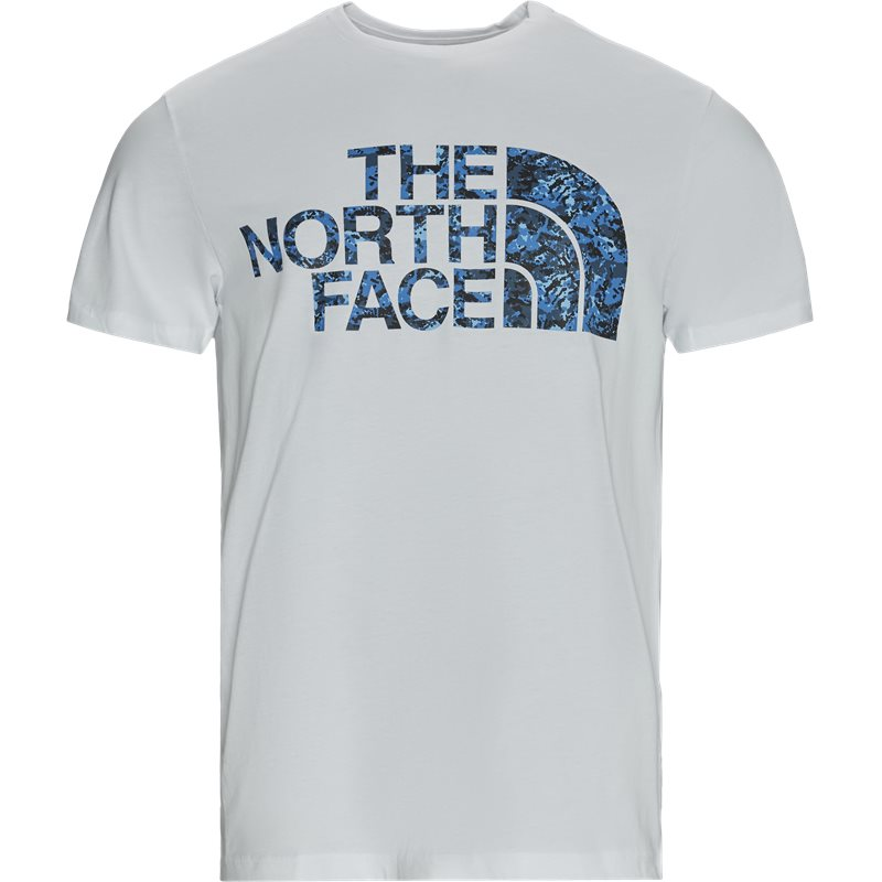 the north face – The north face standard tee hvid på quint.dk