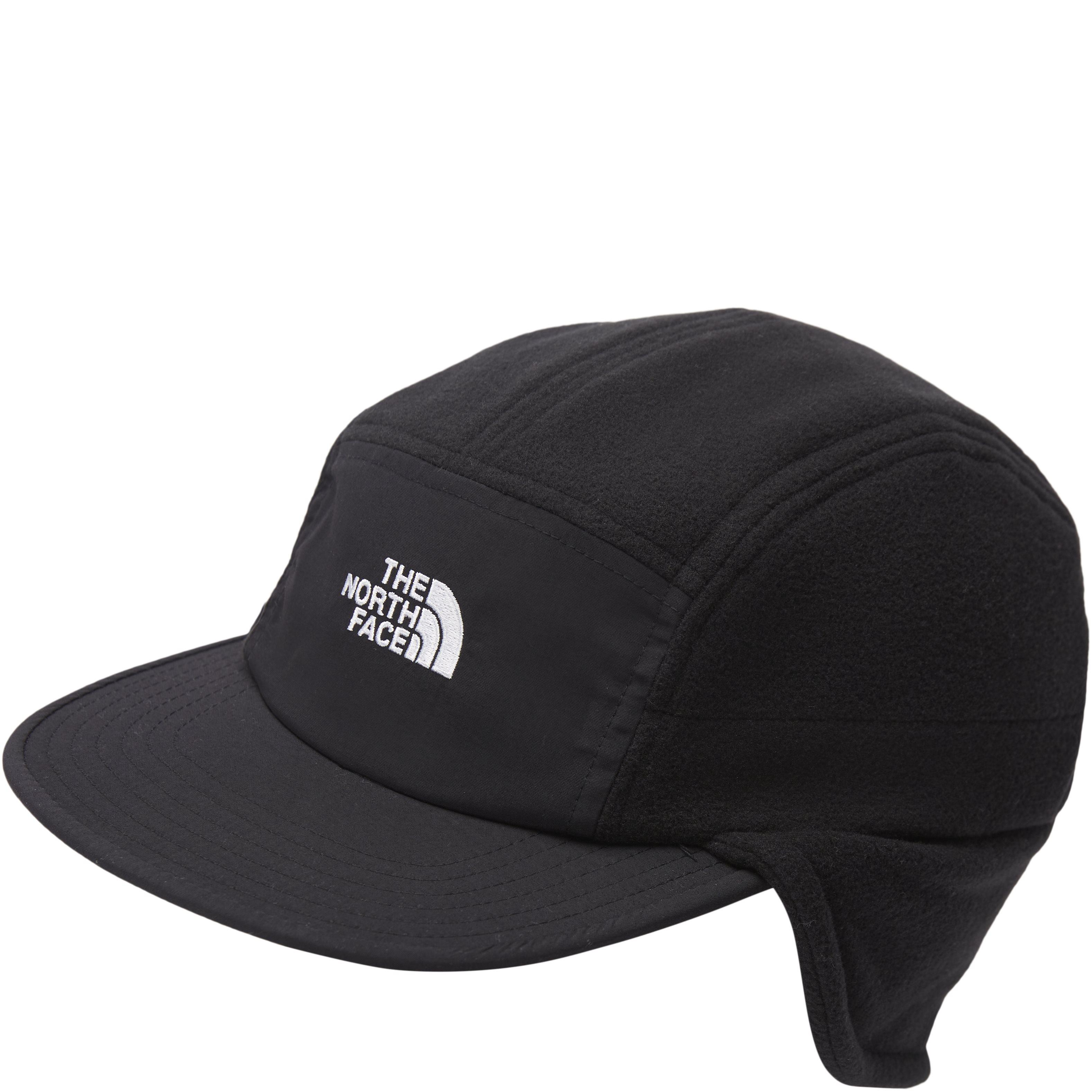 Denali Earflap Cap - Caps - Sort