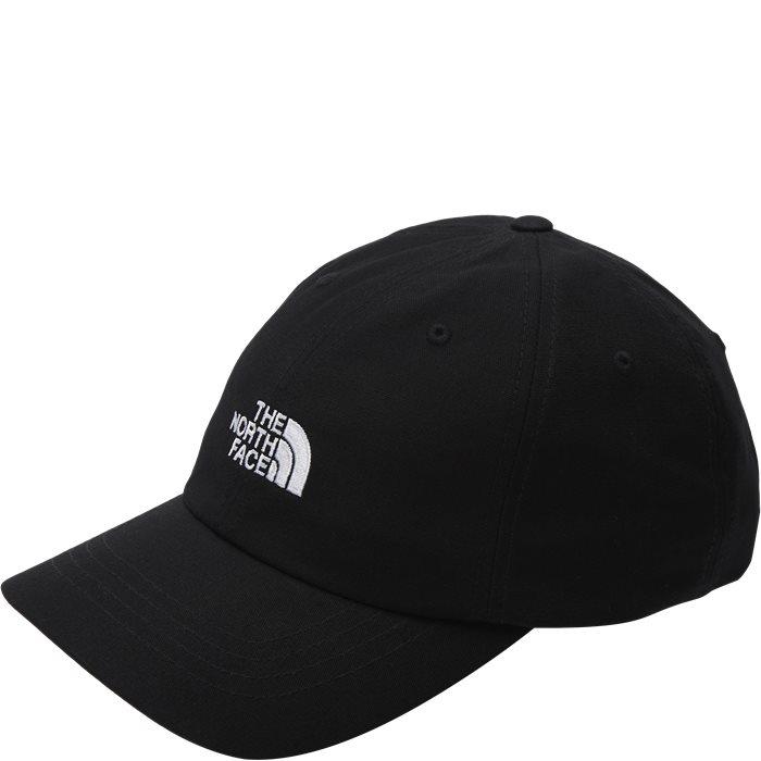 Norm Hat - Caps - Black
