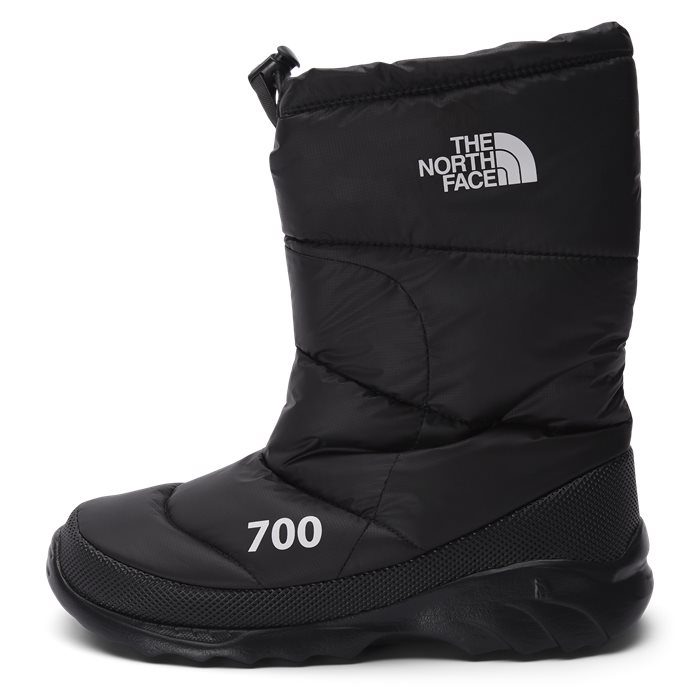 Nuptse Bootie 700 - Shoes - Black