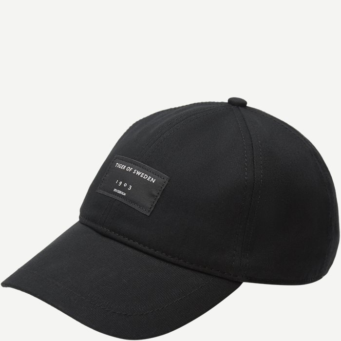 Hent Cap - Caps - Sort