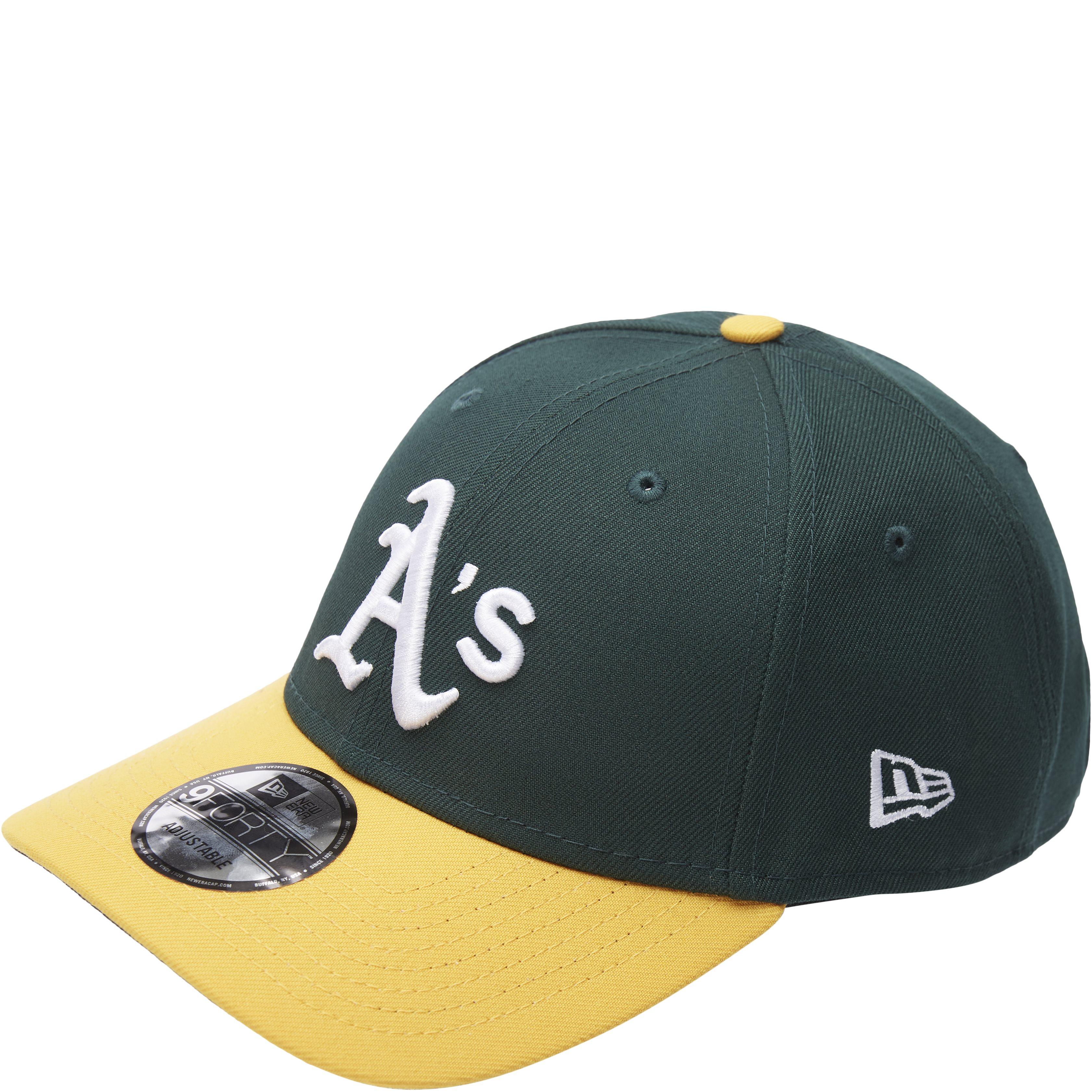 Oakland Cap - Caps - Grøn