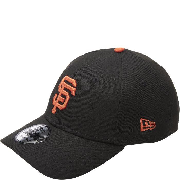 San Fransisco Cap - Caps - Black