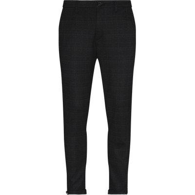 Pisa Bukser Tapered fit | Pisa Bukser | Sort