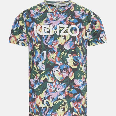 Regular fit   T-shirts   Multi
