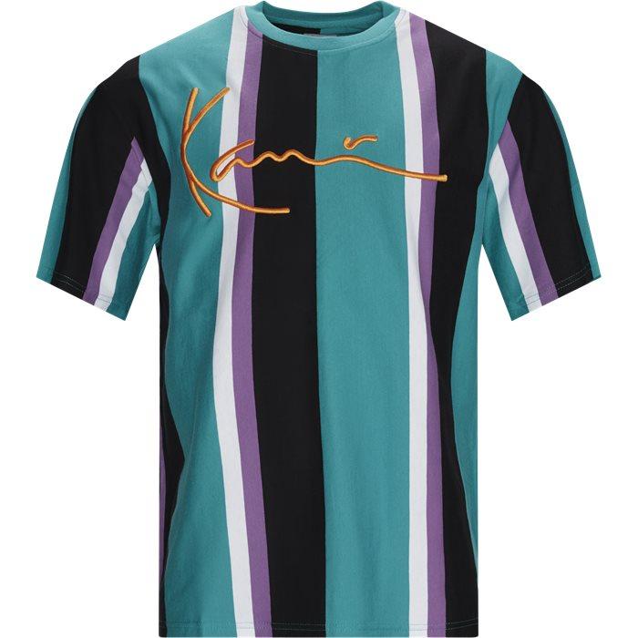 T-shirts - Turquoise