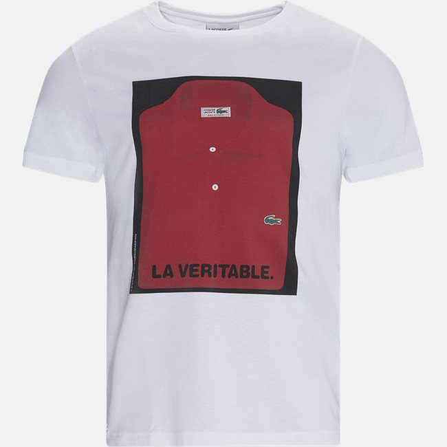 Crew Neck Iconic Polo Print T-shirt